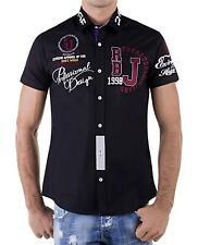 Redbridge Men's Shirt Shirts Casual Shirt Regular Fit Shortsleeve Fitted