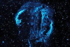 Poster, Many Sizes; Cygnus Loop Nebula, Taken By Galaxy Evolution Explorer