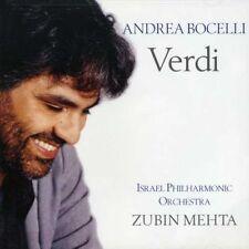 Andrea Bocelli: Verdi (CD, 2000, Philips)