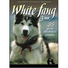 White Fang (DVD, 2004, 3-Disc Set)