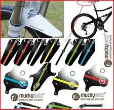 Mucky ce séjour est Fender Marsh protection tôle xl Guard crie-protection Bender Butt MTB Bike