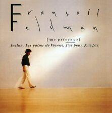 François Feldman - Gold Music Story: Une Presence [New CD] France - Import