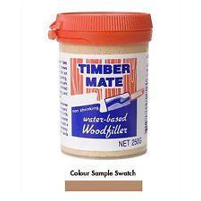 Timbermate WOOD FILLER Water Based RIMU *Australian Brand - 250g, 500g Or 2Kg