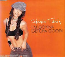 SHANIA TWAIN - I'm Gonna Getcha Good! (UK 3 Tk CD Single Pt 1)