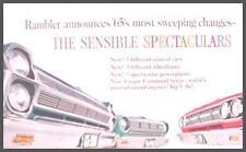 1965 Rambler Brochure Ambassador Classic American