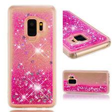 Soft Bling Liquid Glitter Quicksand TPU Case Cover For Huawei P20 Pro LG Moto