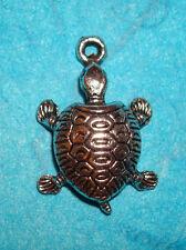 Pendant Turtle Charm Animals Camping Nature Tortoise Charm