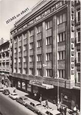 1960 PRAGUE, CZECH REPUBLIC, HOTEL ALCRON POSTCARD RPPC