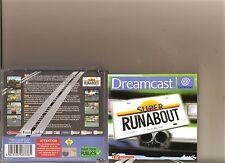 Super Runabout Sega Dreamcast/Dream Cast