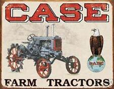 Cartello Insegna Mod.Trattore Case Farm Factor Nuovo  (de)