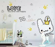 3D Cartoon Kids 5 Wall Paper Exclusive MXY Wallpaper Mural Decal Indoor AJ Lemon