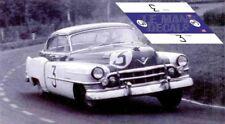 Calcas Cadillac Sedan De Ville  Le Mans 1950 3 1:32 1:43 1:24 Cunningham decals
