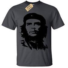 Che Guevara SCREEN PRINTED Mens T Shirt S-5XL retro