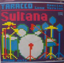 "TARACCO ~ Sultana / Drums Only ~ 12"" MAXI Single PS DUTCH PRESSING"