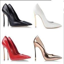 Womens Stilettos Nightclub Sexy Pumps Pointed Toe High Heel Shoes 8cm 10cm 12cm