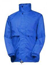 Rainbird Kids Stowaway Rain Jacket - Royal