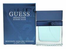 GUESS GUESS SEDUCTIVE HOMME BLUE EAU DE TOILETTE EDT - MEN'S FOR HIM. NEW