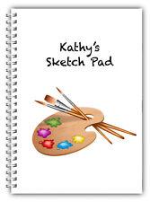 Nuevo A5 Libro de Bosquejo De Dibujo Personalizado PAD/A5/Pad Doodle Paleta de Pintura 01