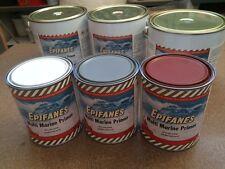 Epifanes Multi Marine Primer Paint 750ml-2Ltr-4Ltr White Grey Red/Brown EMMW/750