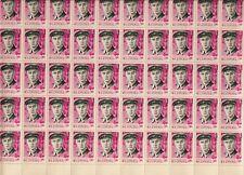 SOWJETUNION USSR 1966 BOGEN SHEET MiNr: 3216 ** HERO HELD
