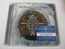 SONATA ARCTICA - Live in Finland [2 CD] (Sealed) $2.99 Ship