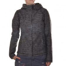 Bench Furthermost W Strickjacke Winterjacke Damen Jacke BLFA1445 grau schwarz