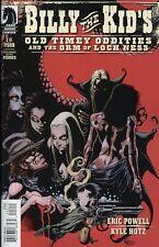Billy Kids Oddities & Orm Loch Ness #2 (of 4) Comic Book - Dark Horse