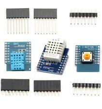 DHT22  DHT11 AM2302 D1 Mini WeMos Temperature Humidity Sensor Button Shield