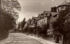 Bournemouth. Derby Road by JWS / Welch. Bend.