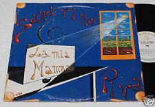 SANDRINO PIVA:LP-LA MIA MAMMA-COME NUOVO EX