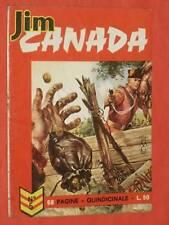 JIM CANADA N°5 DARDO 1965+HO DISPONIBILI ALTRI LIBRETTI