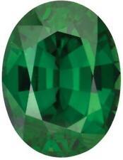 Natural Fine Vivid Green Chrome Tourmaline - Oval - Tanzania - Top Grade
