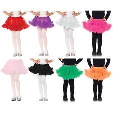 Girls Petticoat Kids Halloween Costume Accessory