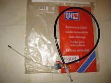 NEW CLUTCH CABLE - QCC1264 - FITS: FORD GRANADA & SCORPIO & SIERRA V6 (1984-86)
