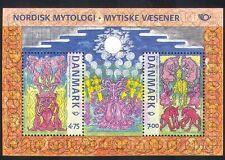 Denmark 2006 Nordic Mythology/Elves/Gnome/Troll/Werewolf/Beasts 2v m/s (n34412)