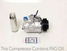 1999-2011 PORSCHE 911 ALL ENGINE SIZES USA REMAN A/C COMPRESSOR KIT W/WRTY.