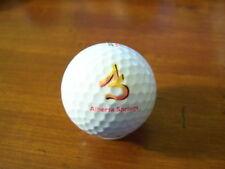 Logo Golf Ball-Alberta Springs Golf Course.