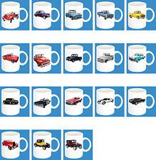 300 ml ceramica bicchiere con motivo: Ford USA Auto Modelli Caffè Tazza Parte 1/