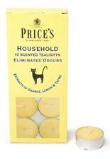 Prices Household Lemon Orange Thyme Tealight Candles Eliminates Household Odours