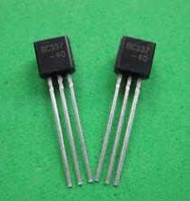 20/50/100/500/1000pcs BC337 -40  BC327 -40 NPN PNP Silicon Transistor TO-92