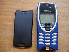 Nokia 8210 móvil Desbloqueado, Nuevo Genuino Fascia, Azul, Última Versión
