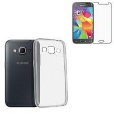 Pour Samsung Galaxy Core Prime SM-G360F- Pack Etui Coque Housse  + verre trempé
