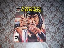 Conan the Barbarian #139 Vintage Marvel Magazine 1987