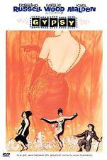 Gypsy Rosalind Russell, Natalie Wood, Karl Malden, Paul Wallace, Betty Bruce, P