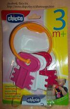 CHICCO CHIAVI COLORATE   3+ MESI cod.2253