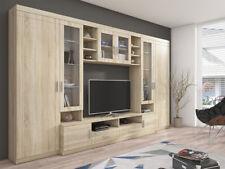 Paris living room furniture set entertainment stand tv unit cabinets and shelves