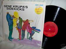 GENE KRUPA'S SIDE KICKS-CARTER,O'DAY,MULLIGAN,ETC. LP