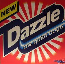 Quiet boys - Dazzle CD