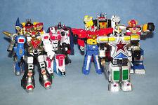 Power Rangers selección de Mini Megazords Elige Tu Megazord