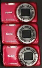 Kodak Easyshare M583- Camera- 14.0 MP- 8x Zoom- Red